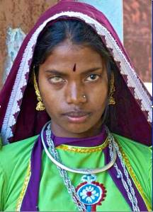 India Blindness